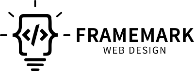 Bendigo Framemark Web website Design logo
