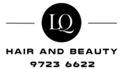 LQ Hair and Beauty Melbourne Logo image